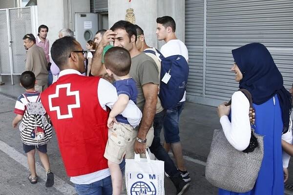 España acoge en una semana a 114 refugiados, 20 de ellos llegaron ayer  procedentes de Grecia