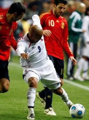 España inicia esta semana su andadura en la Eurocopa.