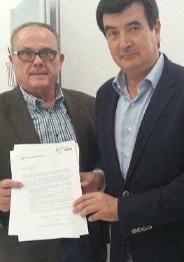 Fernando Giner y Manuel Camarasa.