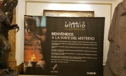 Iker Jiménez presenta 'Cuarto Milenio. La exposición', con Carmen Porter MAH03758 20160610_114017 (2)