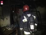 Intervención bomberos CPBC parque Plana Baixa en incendio vivienda Almassora esta madrugada (2)