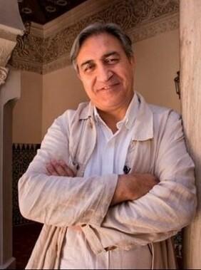 Intrigas y traciones se dan la mano en la nueva novela de José Luis Corral.(Foto- Carlos Ruíz -Cedida por Editorial Planeta).