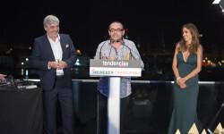 Joan Lagardera entregó el premio a Carmel Gradolí