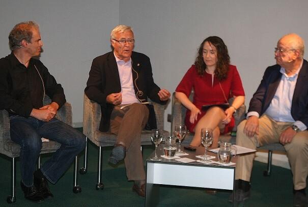"""Joan Ribó-""""El Palau es una herramienta fundamental para la cultura de la ciudad""""."""