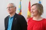 Joan Ribó y María José Salvador firman un convenio para regenerar y renovar el barrio del Cabanyal.