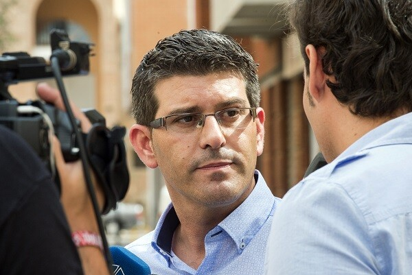 Jorge Rodríguez es el político valenciano mejor valorado junto a Mònica Oltra. (Foto-Abulaila).