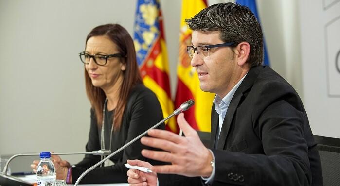 Jotge Rodríguez y Maria Josep Amigó.