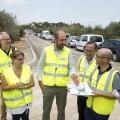 La Diputación invierte 8,5 millones de euros en la mejora de la carretera entre Picassent y Montserrat. (Foto-Abulaila).