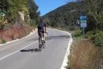 La Diputación pone en marcha el proyecto de señalización de los puertos ciclistas.