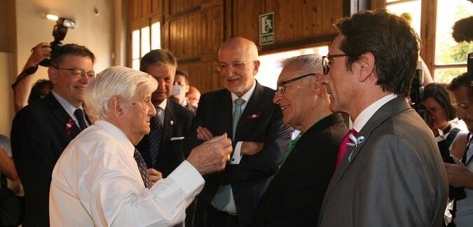 La Fundación Hortensia Herrero aportó dos millones de euros para la restauración.