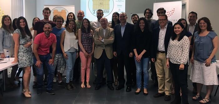 La III Lanzadera de Empleo de Valencia comenzó a funcionar el 18 de abril con un grupo de 25 jóvenes desempleados.