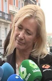 La actriz Ana Duato.