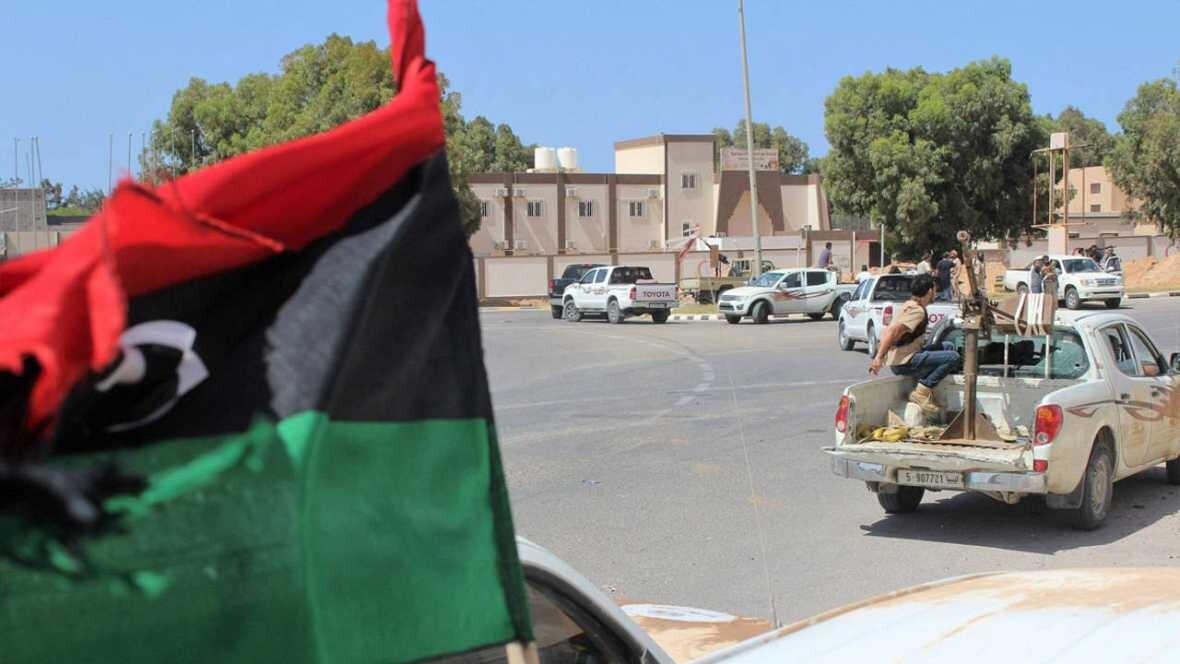 La alianza libia entra en Sirte y arrebata el puerto a los yihadistas del Estado Islámico