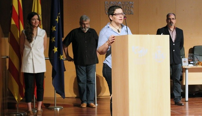 La diputada de Juventud, Deportes e Igualdad Isabel García