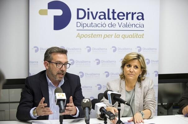 La gerencia de Divalterra fija la calidad como premisa para mejorar el servicio a ayuntamientos y ciudadanía. (Foto-Abulaila).