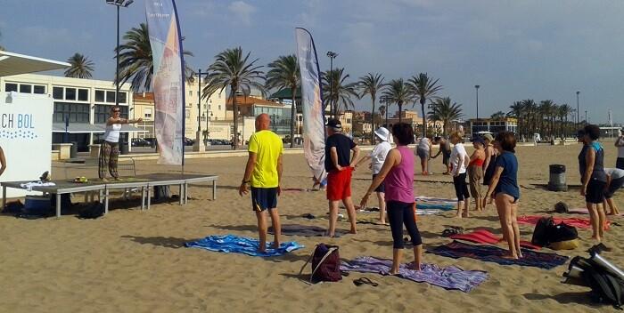 La instalación de Voley Playa Valencia de la playa de la Malvarrosa será el centro neurálgico en el que se concentrarán las actividades.