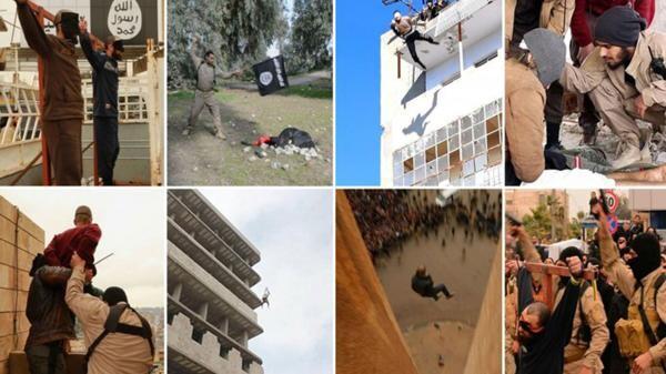 Las 10 ejecuciones de homosexuales más brutales del Estado Islámico (1)