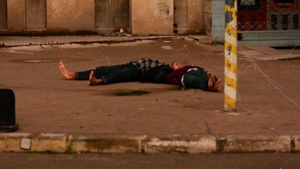 Las 10 ejecuciones de homosexuales más brutales del Estado Islámico (4)