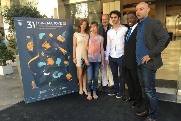 Las webseries toman el protagonismo en Cinema Jove. (Foto-Daniel García-Sala).