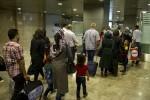 Llega a España el primer grupo de refugiados reasentados desde Líbano, integrado por 33 personas de nacionalidad siria.