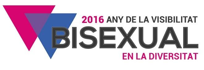Logotipo de la Visibilidad Bisexual en la Diversidad.
