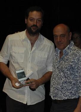 Los Premios Russafa son un reconocimiento a los profesionales de las artes escénicas.