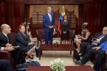 Maduro acepta normalizar relaciones diplomáticas con EE.UU.