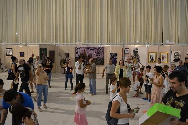 Marina d'Or abre el plazo de solicitudes para la VI Semana del Arte.