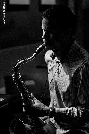 Mark Turner. (Foto - EliaCosta).