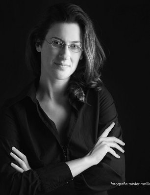 Marta Espinós. (Foto-Xavier Mollà).