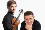 Melnyk y Stanev interpretan en el Palau las grandes sonatas románticas para violín y piano centroeuropeas.