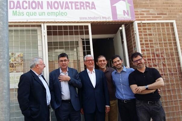 """Morera-""""El sector de la economía social tiene que contar con el apoyo de todas las instituciones""""."""