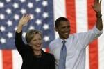 Obama da su respaldo a Hillary Clinton como candidata a la presidencia de los EE.UU.