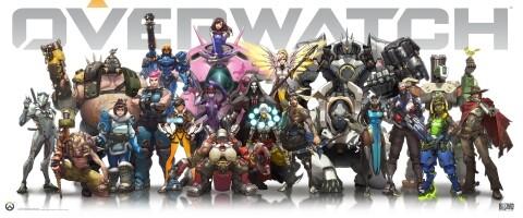 Overwatch los jugadores de todo el mundo han luchado por el futuro durante más de 119 millones de horas