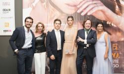 Pablo Galán, Rocío Bacharach, Jorge Vázquez, Marta Ortíz, Tomás Alía y Angela Plá