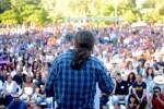 """Pablo Iglesias """"El voto útil para ganar al Partido Popular es Unidos Podemos y en la Comunidad Valenciana es#ALaValenciana"""""""