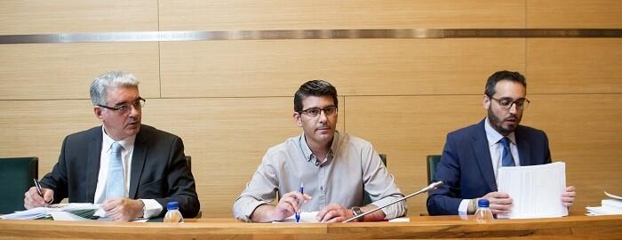 Pleno de la Diputación (Foto-Abulaila).