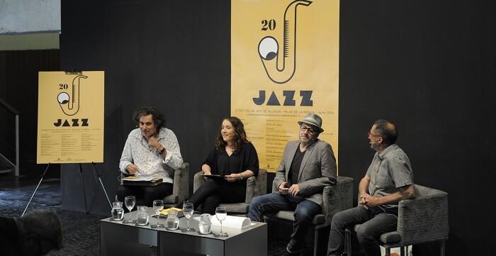 Presentación de la XX edición de un Festival de Jazz del Palau.