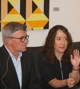 Ros será el director del Palau durante los próximos tres años.