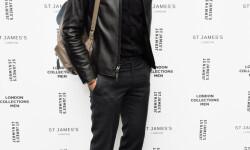 Jim Chapman attends the Jermyn Street St James's London Collections Men Catwalk Show on June 11, 2016 in London, England.