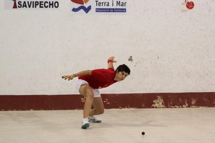 Sara de Godelleta, semifinalista en segona
