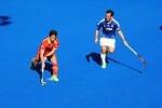 Torneo VI Naciones hockey- Valencia, subsede Río-seis selecciones olímpicas ultiman su preparación sobre el azul de Beteró.