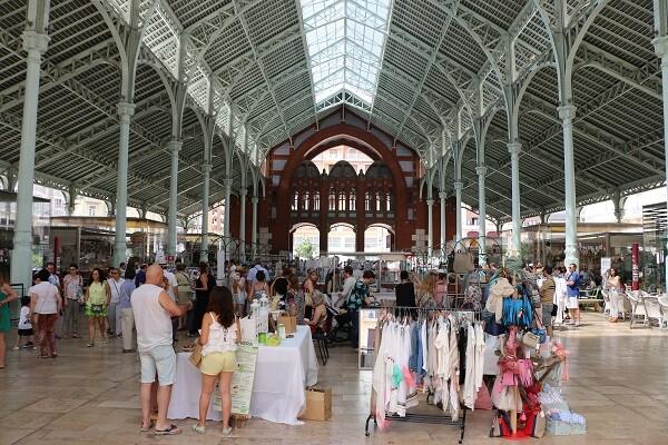 Tras su rotundo éxito el Zoco del Mercado de Colón celebra su segunda edición.