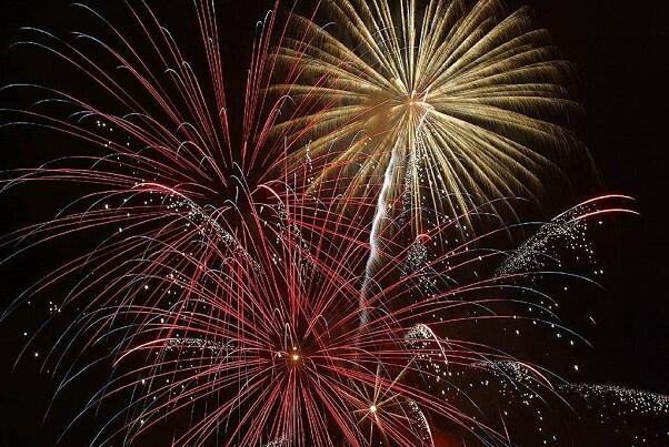 Un castillo de fuegos artificiales alegórico inaugurarà el II Encuentro Mundial de Ciudades de la Ruta de la Seda.