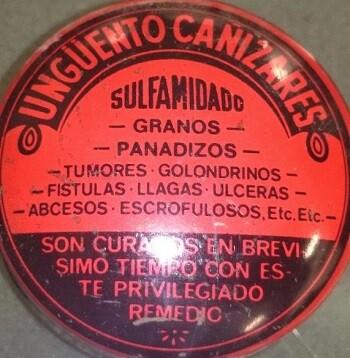 Ungüento Cañizares.