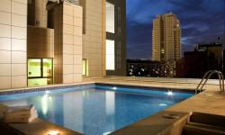 VALENCIA CENTER-PISCINA Hoteles Center ofrece un espectacular recorrido por sus mejores terrazas (1)
