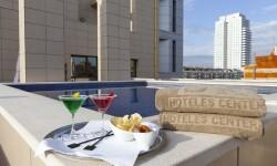 VALENCIA CENTER-PISCINA Hoteles Center ofrece un espectacular recorrido por sus mejores terrazas (3)