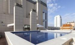 VALENCIA CENTER-PISCINA Hoteles Center ofrece un espectacular recorrido por sus mejores terrazas (5)
