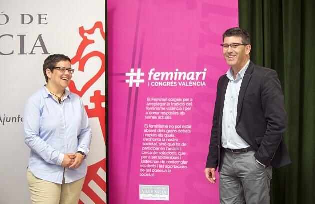 Valencia ya tiene su Feminario para dar respuestas reales a la igualdad entre hombres y mujeres (Foto-Abulaila).