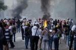 Protestas en Venezuela. Venezuelans protest en masse in rival rallies. Plaza Altamira. Caracas, 27 de Febrero del 2014. (Jimmy Villalta / Orinoquiaphoto)